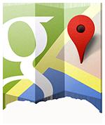 Mapa - tělocvična Komenského Havířov