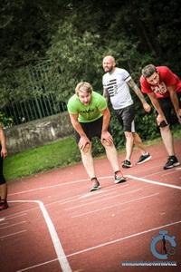 Atletický trénink / Atletické cvičení