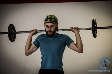 Silový trénink / Silové cvičení
